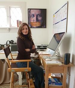 Enterprise Publisher and Editor Caroline Titus. - RYAN BURNS/JOURNAL FILE PHOTO