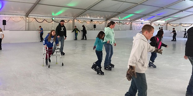 Humboldt Ice Rink - SUBMITTED