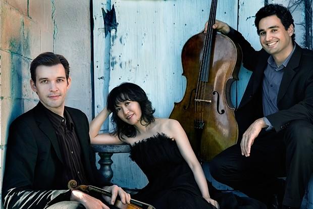 Horszowski Trio - COURTESY OF THE ARTISTS