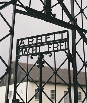 Concentration camp, Munich, Germany. - THINKSTOCK