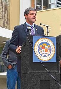 Assemblyman Jim Wood. - FILE