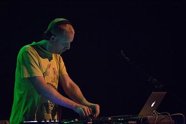 DJ Nick Hook. - PHOTO BY SAM ARMANINO