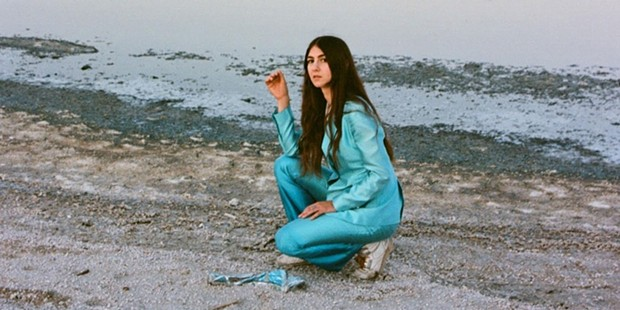 Natalie Mering's Weyes Blood plays The Miniplex tonight at 9 p.m. - COURTESY OF THE ARTIST