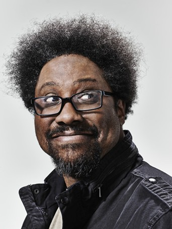 W. Kamau Bell - PHOTO BY JOHN NOWAK/CNN