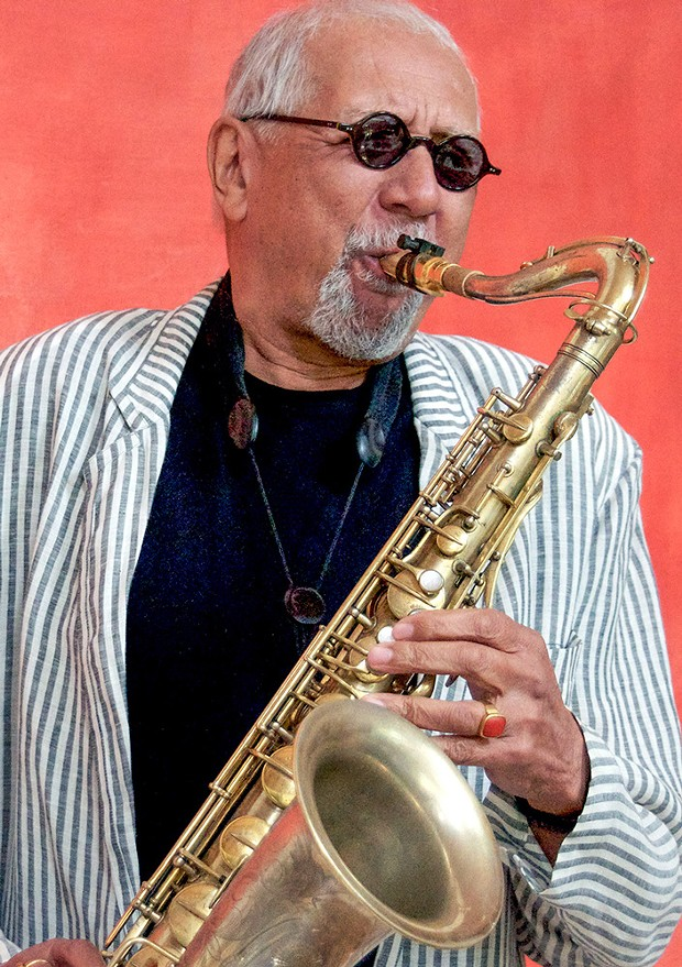 Charles Lloyd - COURTESY OF THE ARTISTS