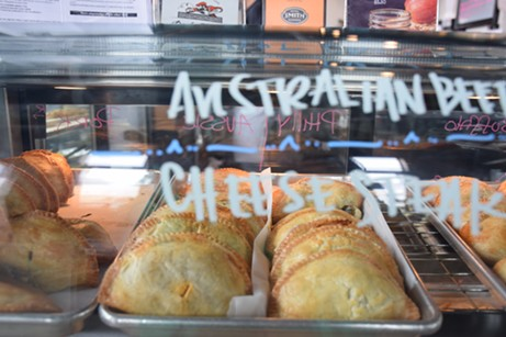 Oy! Meat pies from another hemisphere. - JENNIFER FUMIKO CAHILL
