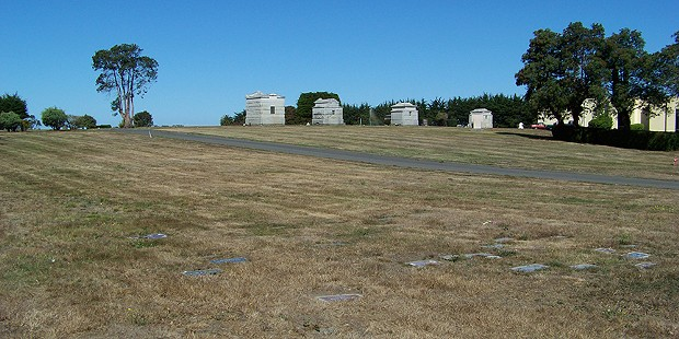 Ocean View Cemetery - FILE