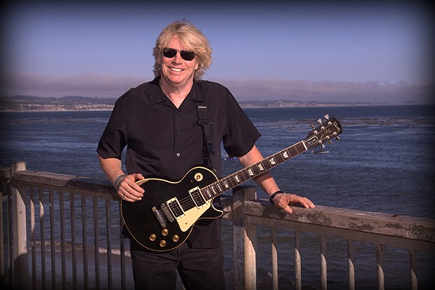 Brad Wilson. - SUBMITTED