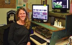 North Coast Concussion Program Coordinator Beth Larson. - FILE