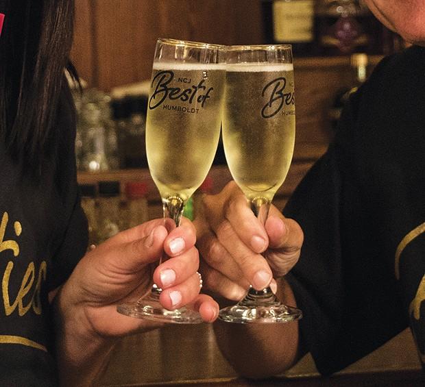 Cheers to your Besties! - JILLIAN BUTOLPH
