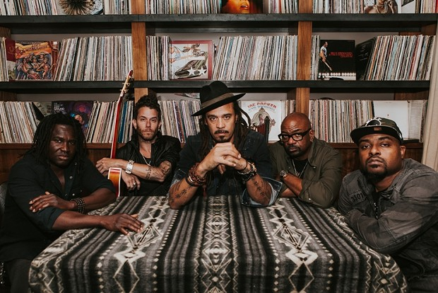 Franti and Spearhead - CHELSEA KLETTE