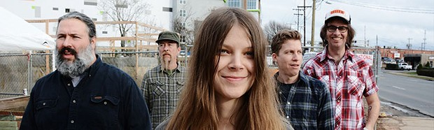 Sarah Shook & The Disarmers - SUBMITTED