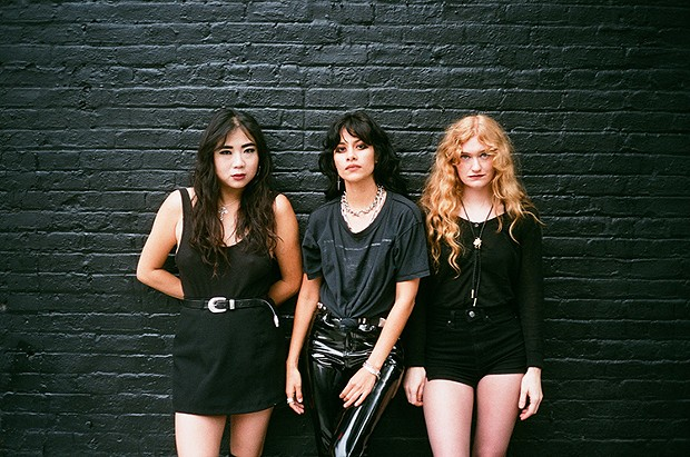 L.A. Witch plays The Miniplex at 9 p.m. on Thursday, Oct. 5. - COURTESY OF THE ARTISTS