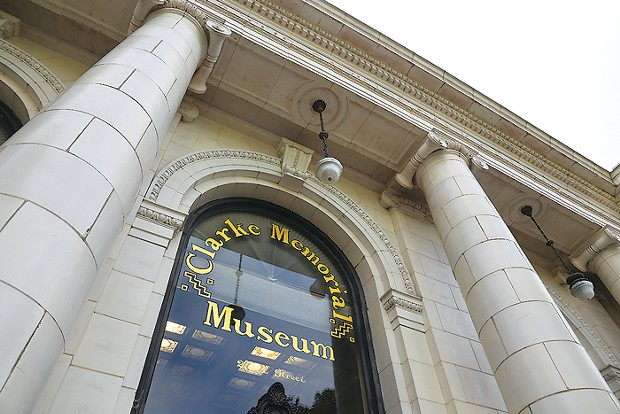 Clarke Memorial Museum - SUBMITTED