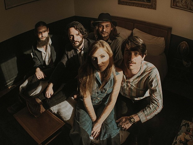 Seattle's Smokey Brights play the Jam at 10 p.m. on Thursday, Nov. 2. - PHOTO BY YUNKIN-KEOPHOMMA