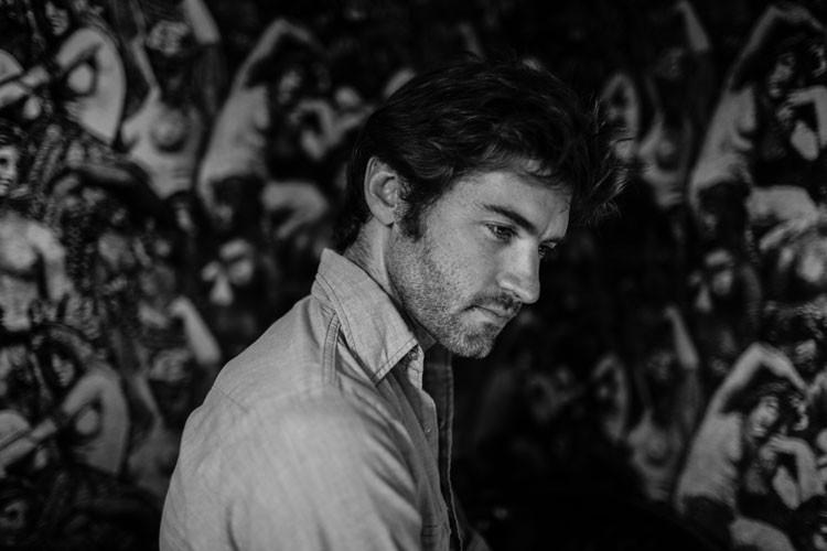 John Craigie - PHOTO BY MARIA DAVEY