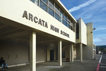 Arcata High School - FILE PHOTO