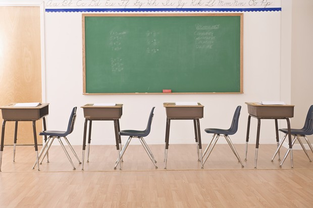 A draft policy on open enrollment is set to go before local school boards next week. - THINKSTOCK