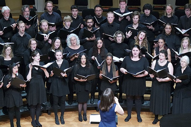HSU Singers - SUBMITTED