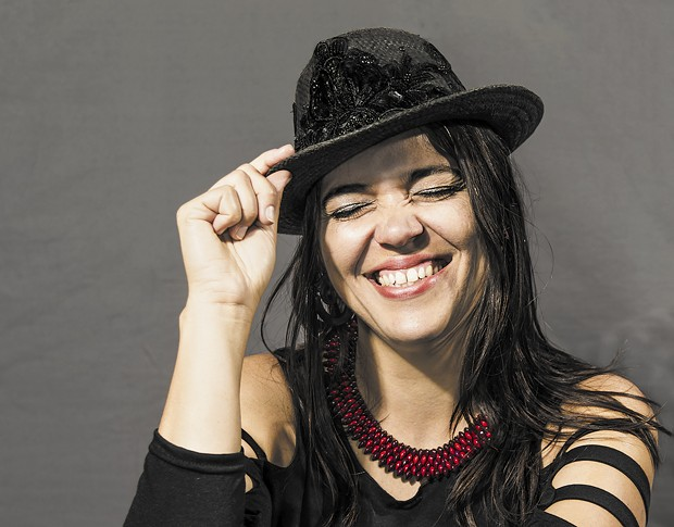 Marjo Lak spins in Phatsy Klein's Lounge at 6 p.m. Thursday (free). - COURTSEY OF THE ARTIST