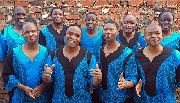 Ladysmith Black Mambazo - COURTESY OF THE ARTISTS