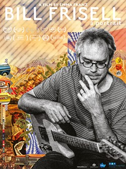 Bill Frisell: A Portrait - FEATURING THE ARTWORK OF PAUL MOORE AND COVER PHOTO BY MONICA FRISELL