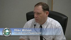 Supervisor Mike Wilson expressed concern about a lack of concrete solutions in proposal language.