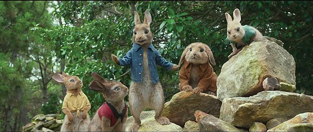 John Kelly is the adult in the room. I'm sure it'll be fine. - PETER RABBIT