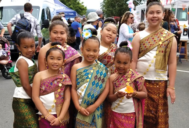 Humboldt Lao Dancers - SUBMITTED