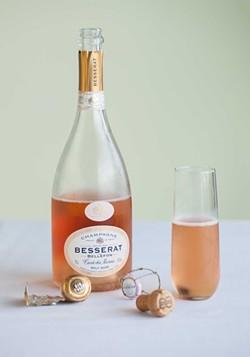 Besserat Champagne. - PHOTO BY AMY KUMLER. STYLING BY LYNN LEISHMAN.