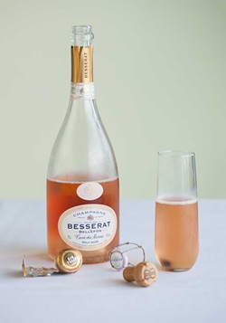 Besserat Champagne. - PHOTO BY AMY KUMLER. STYLING BY LYNN LEISHMAN.