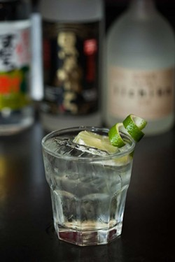 The Tokyo Mule. - PHOTO BY AMY KUMLER. STYLING BY LYNN LEISHMAN.