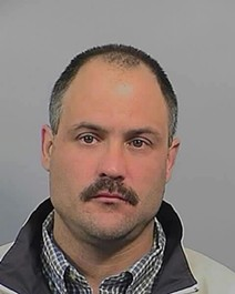 Ronald Crossland's state inmate photograph. - COURTESY OF CDCR