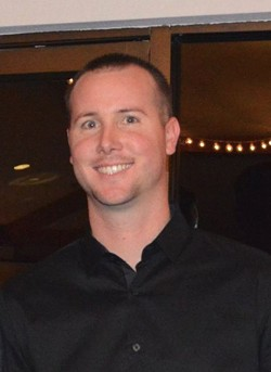 Officer Joe Huffaker. - CITY OF ROHNERT PARK POLICE & FIRE FACEBOOK PAGE)