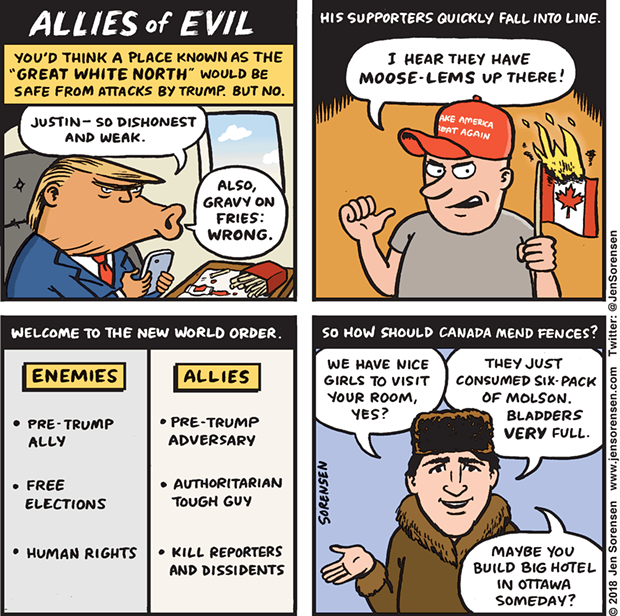 CARTOON BY JEN SORENSEN