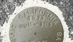 Survey Markers and Olympic Medals