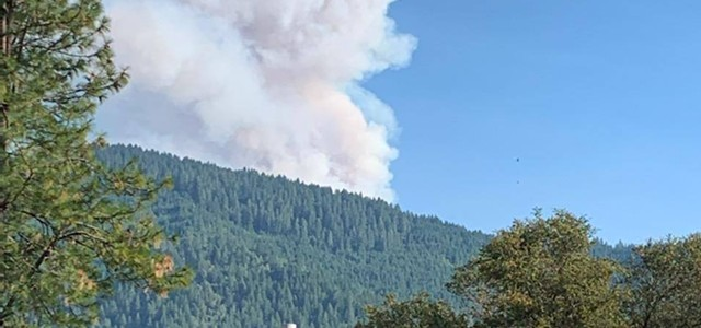 Wildfire Smoke to Hit 'Unhealthy' Levels in Some Areas