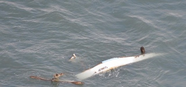 UPDATE: Coast Guard Rescues Crab Boat Crew
