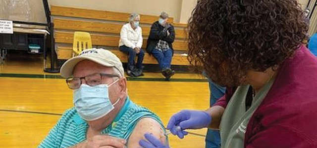 'A Pandemic of the Unvaccinated'