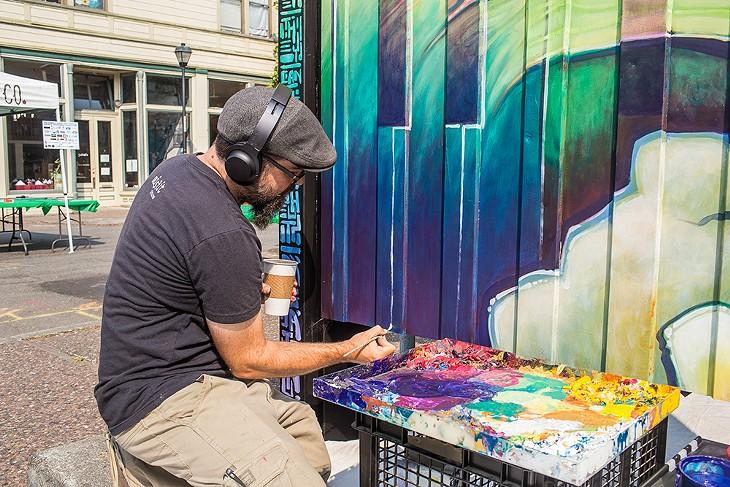 Eureka Street Art Festival