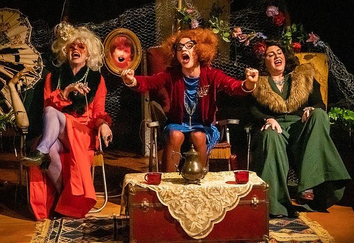 The Beaver Sisters Present: The Beaverettes