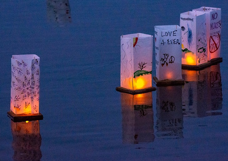 Lantern Floating Ceremony 2019