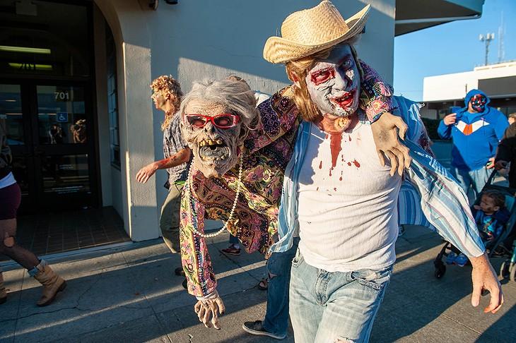 Eureka Zombie Walk