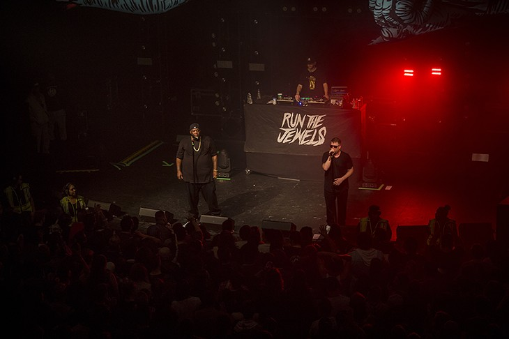 Run the Jewels 2017