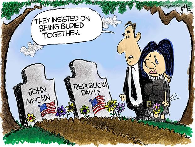 R.I.P. John McCain