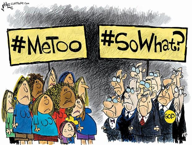 #MeToo #SoWhat?