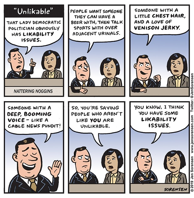 Unlikable