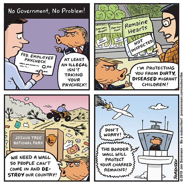 No Government, No Problem!