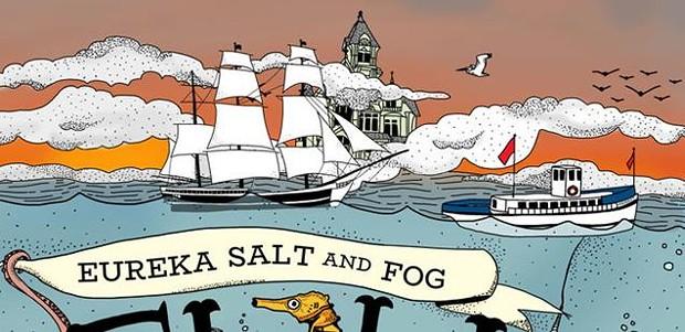 Eureka Salt and Fog Fish Festival Poster