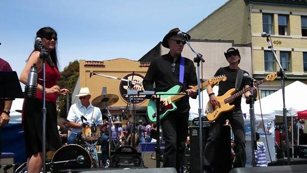 The Jim Lahman Band
